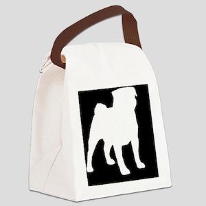 puglp Canvas Lunch Bag
