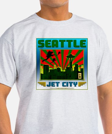 SAETTLE_JET_CITY-blu-c T-Shirt