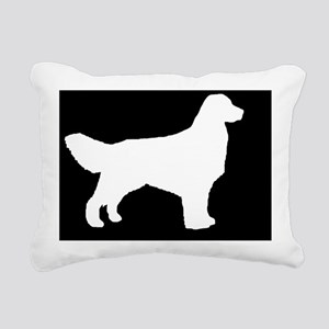 goldenretrieverlp Rectangular Canvas Pillow