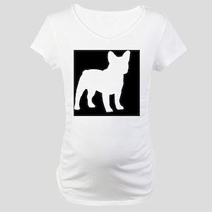 frenchbulldoglp Maternity T-Shirt