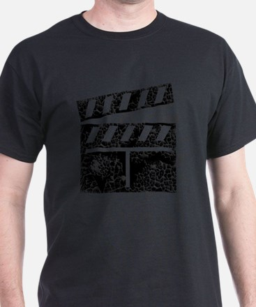 movie distressed T-Shirt