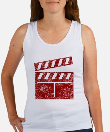 red Women's Tank Top
