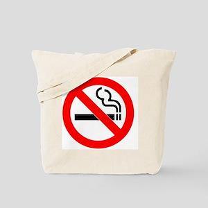nosmokingyard2 Tote Bag