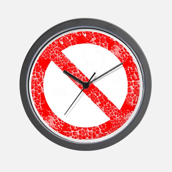 dissmoke Wall Clock