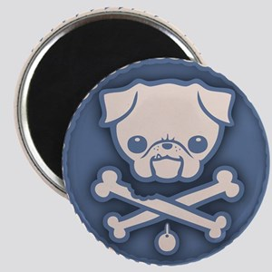 pug-pirate3-CRD Magnet