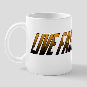 Live Fast Play Hard Mug