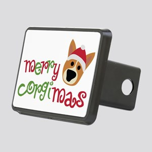 corgimas Rectangular Hitch Cover