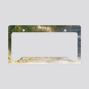 naptime11x17_print License Plate Holder