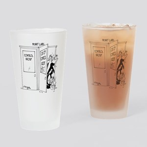 6727_science_cartoon Drinking Glass