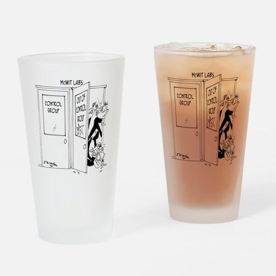 6727_science_cartoon Drinking Glass