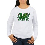 Midrealm Dragon Women's Long Sleeve T-Shirt