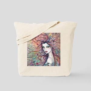 chloris for pillow Tote Bag