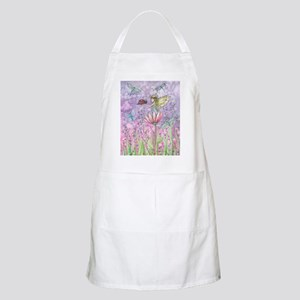 a friendly encounter poster zazzle Apron