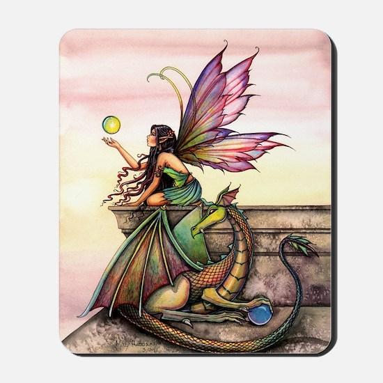 Dragons Orbs Mousepad