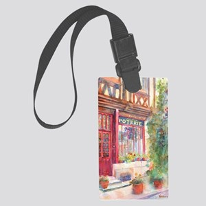 Davids Europe 2 Large Luggage Tag