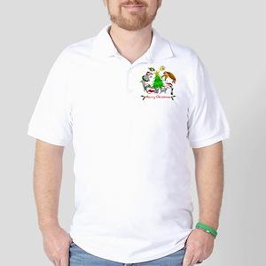 xmas 2011 Golf Shirt
