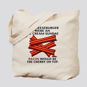 vcb-bacon-cherry-on-top-2011 Tote Bag