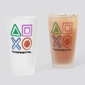 fundamentals Drinking Glass