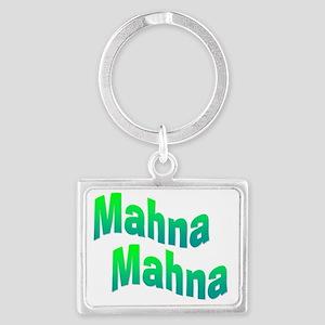 mahnamahna Landscape Keychain