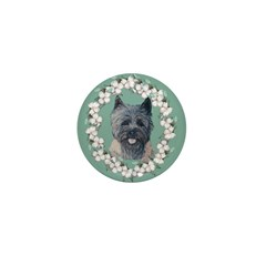 Cairn Terrier Mini Button (100 pack)