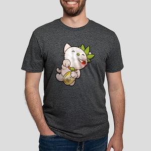 Mellow Kitty (transparent) T-Shirt