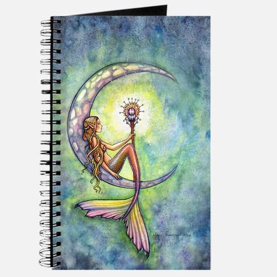 mermaid moon 9 x 12 cp Journal