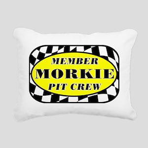 morkiepitcrew Rectangular Canvas Pillow