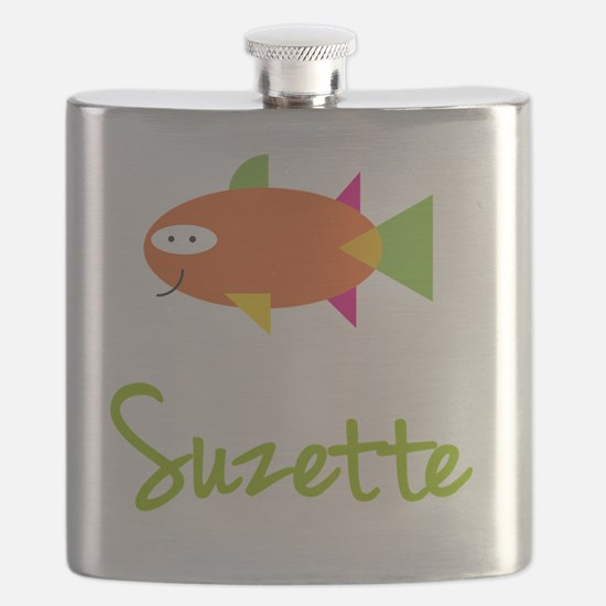 Suzette-the-big-fish Flask