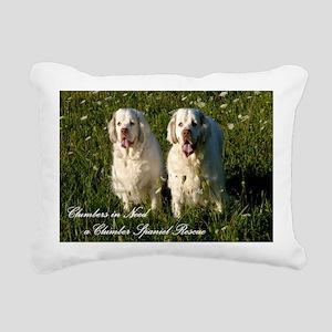 CINCover3 Rectangular Canvas Pillow
