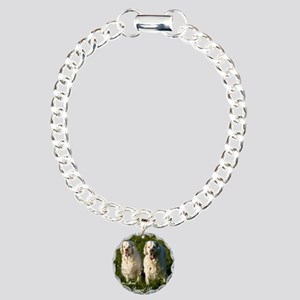 CINCover3 Charm Bracelet, One Charm