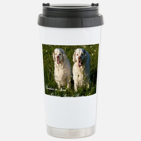 CINCover3 Stainless Steel Travel Mug