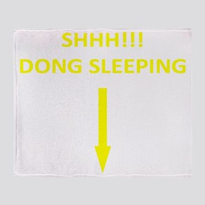 dong Throw Blanket