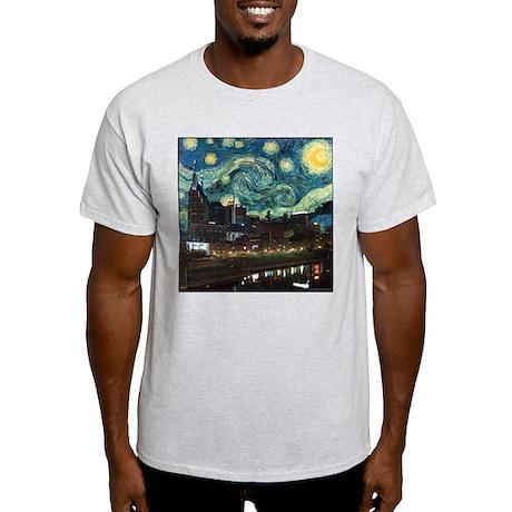 Starry, Starry Nashville Light T-Shirt