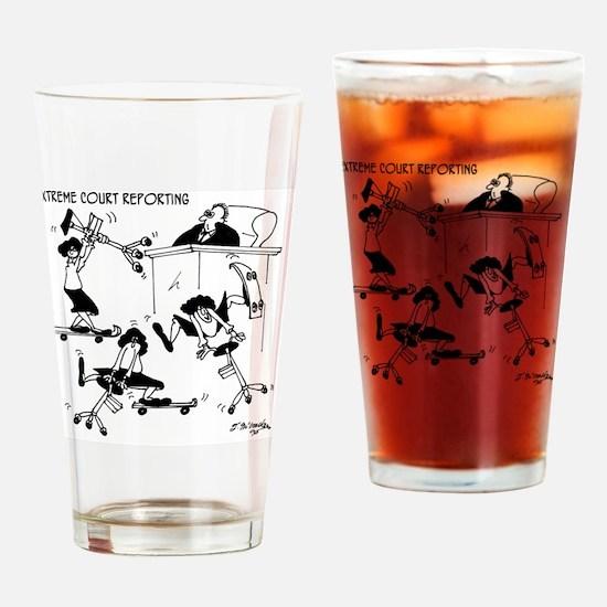 7418_law_cartoon Drinking Glass