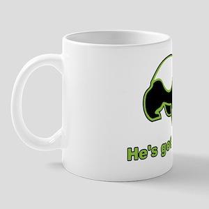 HBGMB grren Mug