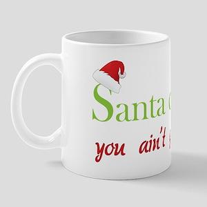 santa35 Mug