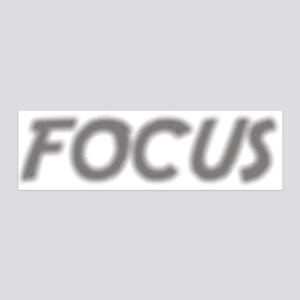 focus 36x11 Wall Decal