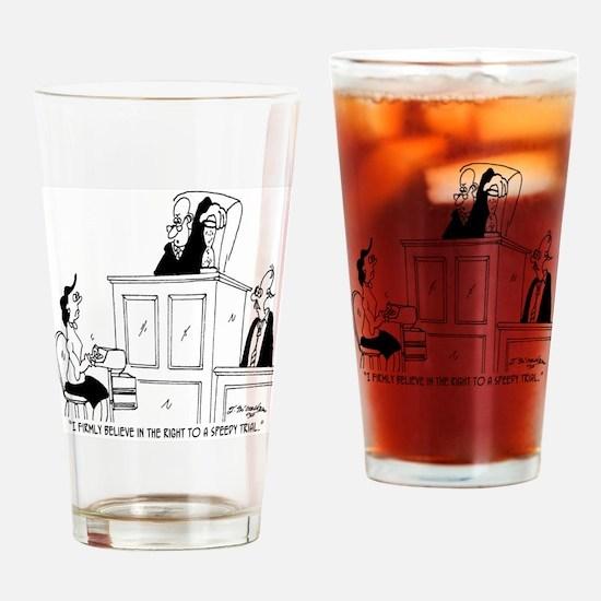 5110_law_cartoon Drinking Glass