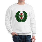 Midrealm Laurel/MK badge Sweatshirt