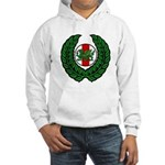 Midrealm Laurel/MK badge Hooded Sweatshirt