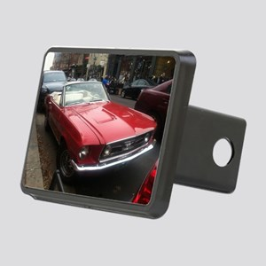 1968 Mustang GT/A Diagonal Rectangular Hitch Cover
