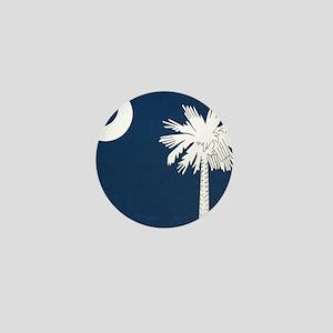 South_Carolina_state_flag Mini Button