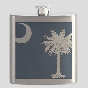South_Carolina_state_flag Flask