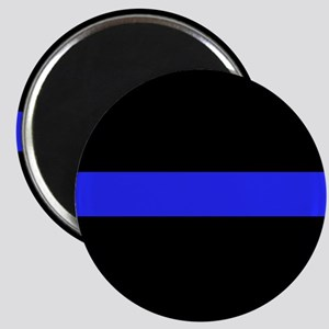 Police Thin Blue Line Magnets