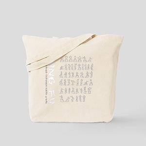 kungfu001 Tote Bag