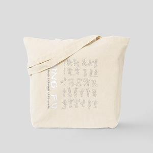 kungfu003 Tote Bag