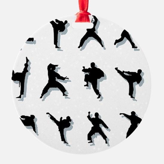 kungfu005 Ornament