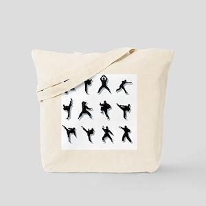 kungfu005 Tote Bag