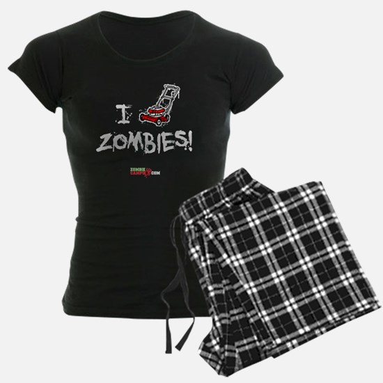 I_Lawnmower_Zombies Pajamas