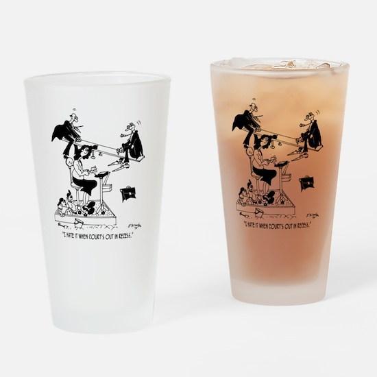 7494_court_cartoon Drinking Glass